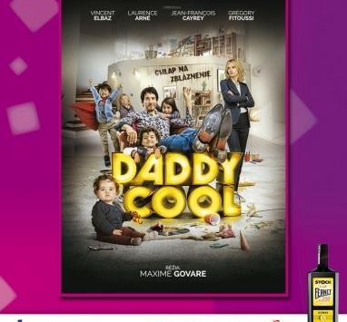 bc2ebb1e4 BABSKÁ JAZDA s filmom DADDY COOL (maďarský dabing) | Zľavy a akcie v ...