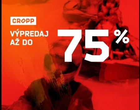 7690840389 Výpredaj v Croppe sa prehlbuje!
