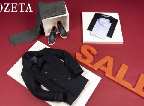 b9b7e3758492 Sezónny výpredaj v predajni OZETA je tu! Využi skvelé zľavy a doplň si svoj  šatník