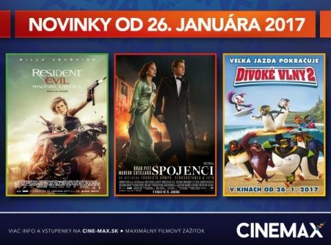 7f6c40c6e ZOC MAX Prešov | Kino