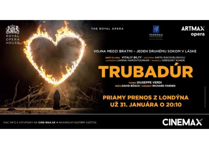 abdb29b6f Priamy prenos opery Trubadúr | Zľavy a akcie v ZOC MAX Prešov