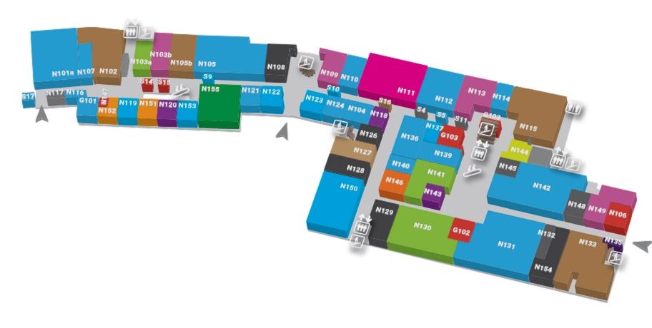 27368b872 Obchody a mapa | Zábavno-obchodné a nákupné centrum ZOC MAX Prešov