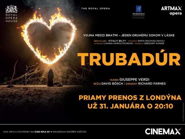 551e02b1c Priamy prenos opery Trubadúr | Zľavy a akcie v ZOC MAX Dunajská Streda