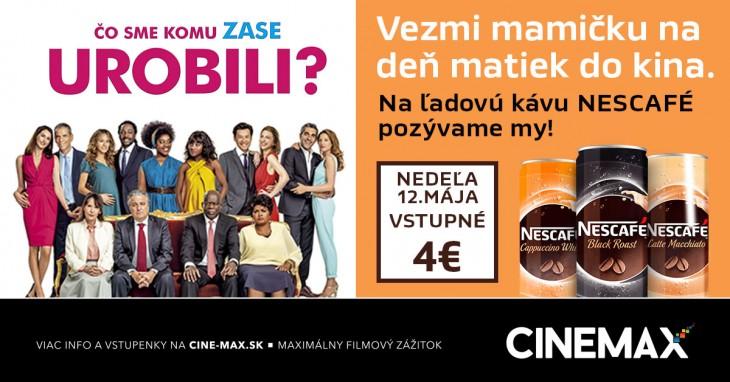 dc0452dbe DEŇ MATIEK V CINEMAX s francúzskou komédiou Čo sme komu zase urobili ...