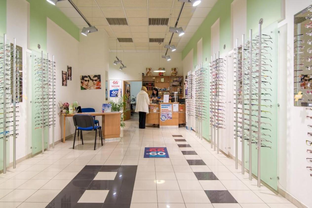 f9b572bdb Očná optika - FOKUS | Obchody | Služby v ZOC MAX Prešov