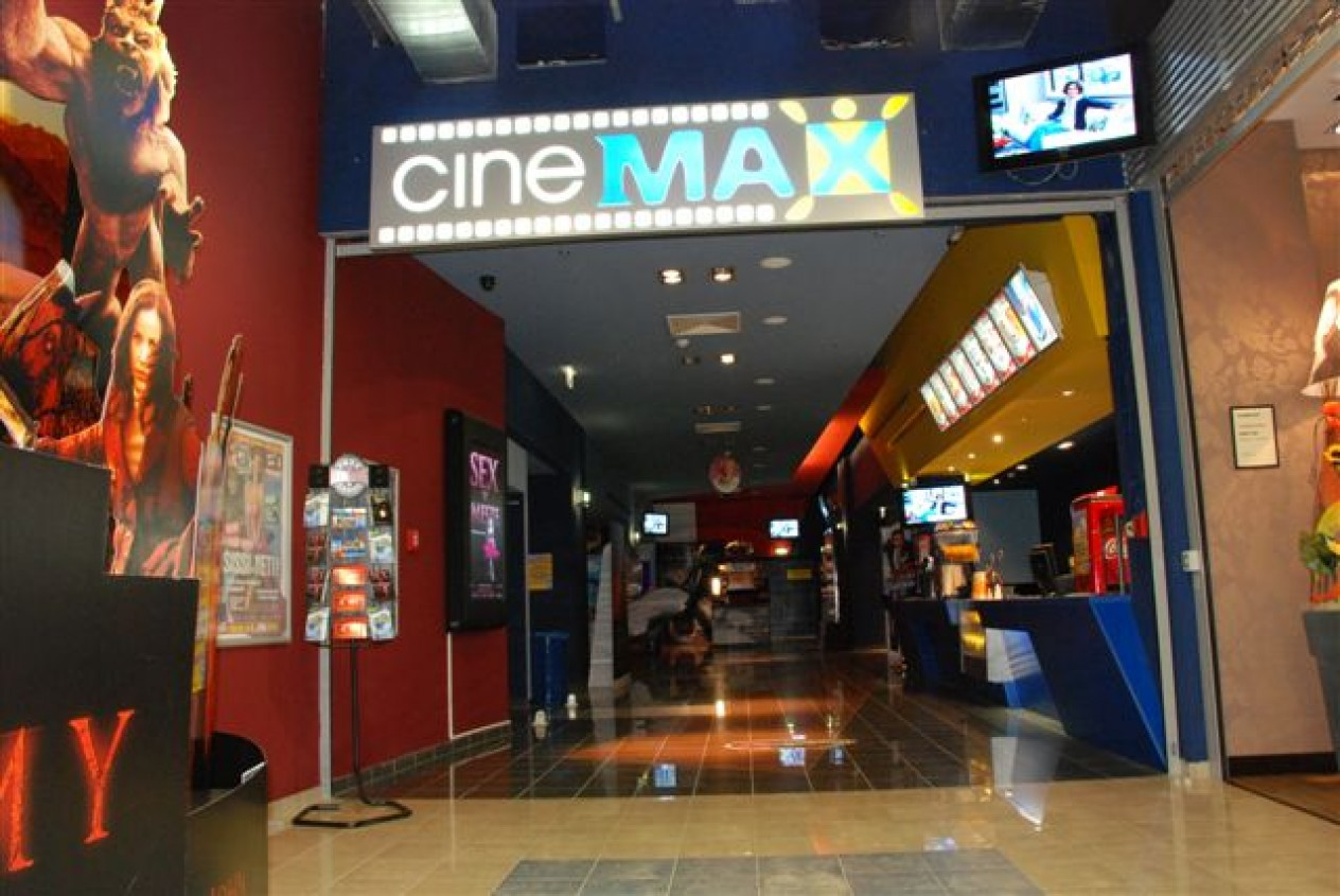 7276f9550 CINEMAX | Obchody | Kino, zábava, relax v ZOC MAX Prešov